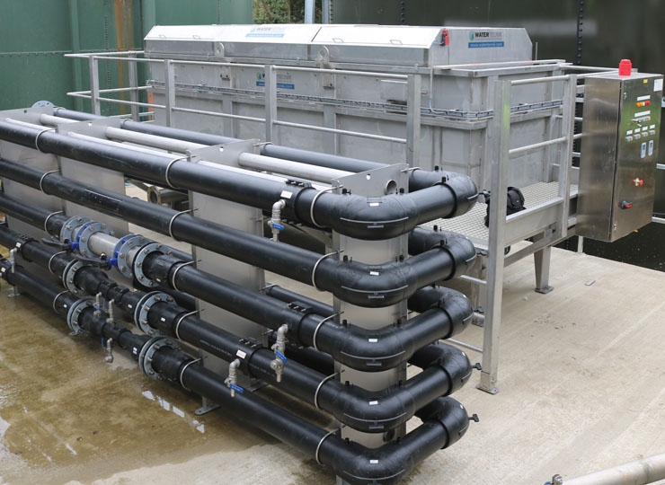 Flocculation Systems