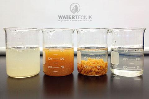 Water Treatment Chemical Supply