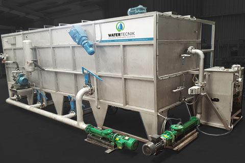 Wastewater Treatment Equipment Rental